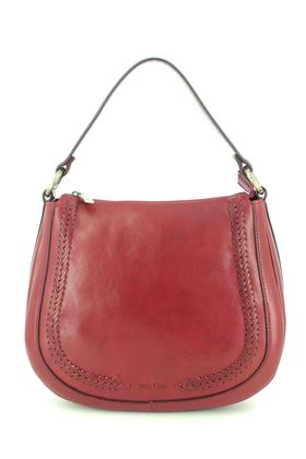 Gianni Conti Handbags - Red leather - 9416132/50 PERVINCA