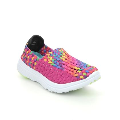 Heavenly Feet Trainers - Fuchsia Pink - 0107/90 COSMOS 2