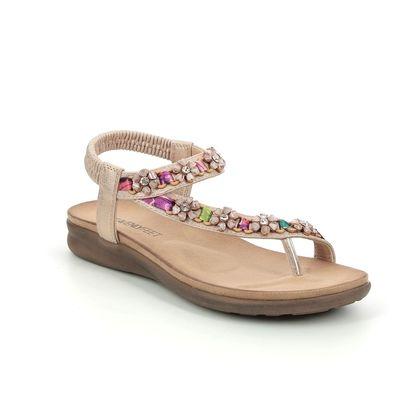 Heavenly Feet Flat Sandals - ROSE  - 2021/70 GISELA
