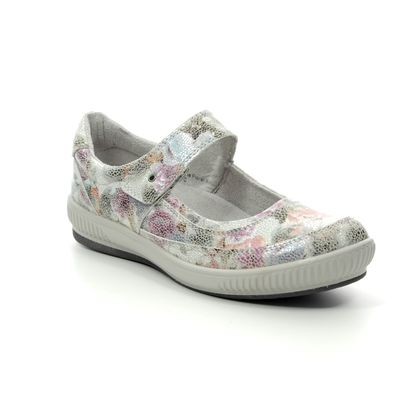 Heavenly Feet Mary Jane Shoes - Floral print - 9107/57 MADONNA