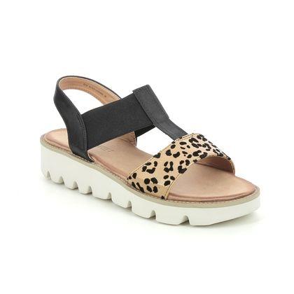 Heavenly Feet Wedge Sandals - Leopard print - 2023/30 RITZ