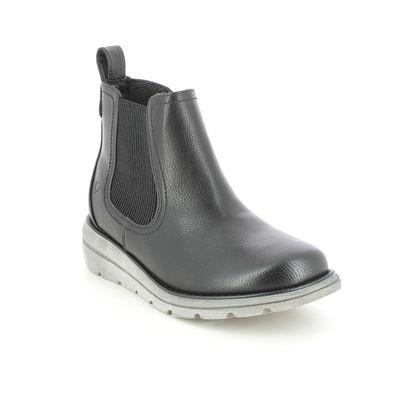 Heavenly Feet Chelsea Boots - Black - 1502/30 ROLO   4