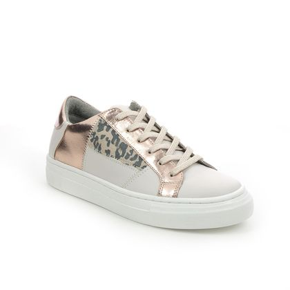 Heavenly Feet Trainers - White - rose gold - 2025/90 VALENTINA