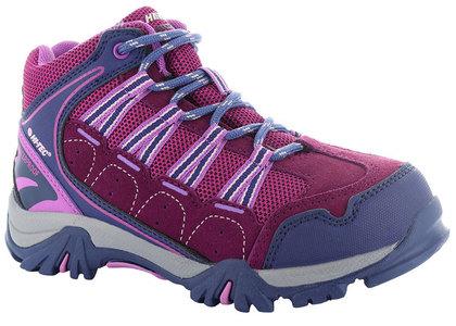 Hi-Tec Boys Boots - Purple multi - 6027/90 FORZA MID