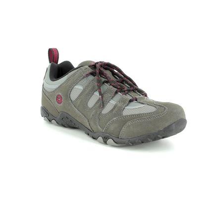 Hi-Tec Casual Shoes - Charcoal - 5551/53 QUADRA CLASSIC