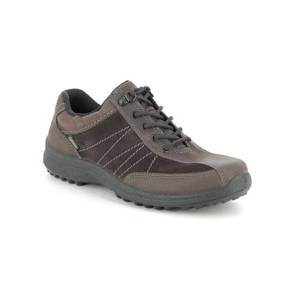 Hotter Walking Shoes - Brown nubuck - 9509/20 MIST GTX 95 E