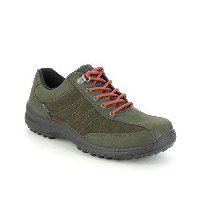 Hotter Walking Shoes - Green - 9916/85 MIST GTX 95 E
