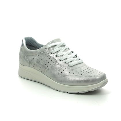 IMAC Trainers - Silver - 6560/5596018 ALFALACE 01