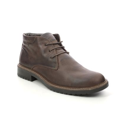 IMAC Chukka Boots - Brown leather - 0918/28052017 CARLOS TEX