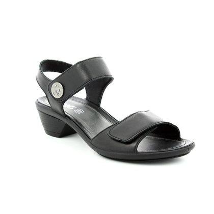 IMAC Comfortable Sandals - Black - 109100/140011 CARVEL