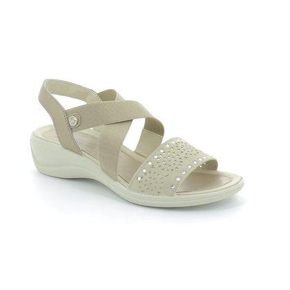 IMAC Comfortable Sandals - Beige - 52660/2669013 CATHADI