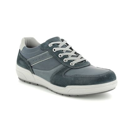 IMAC Casual Shoes - Navy leather - 2560/2409018 DAXEL