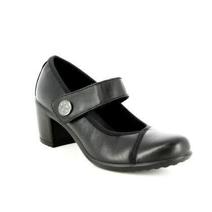 IMAC Mary Jane Shoes - Black leather - 5190/1400011 DAYTOBAR