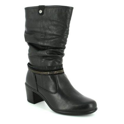 IMAC Fashion Ankle Boots - Black - 81930/1400011 DAYTOMID 72