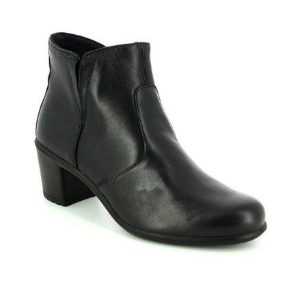 IMAC Fashion Ankle Boots - Black - 81910/1400011 DAYTONA 72
