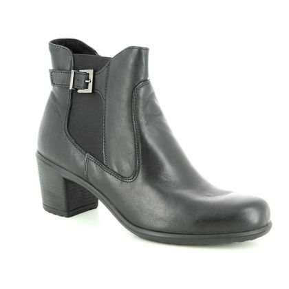 IMAC Fashion Ankle Boots - Black leather - 5230/1400011 DAYTONA 85