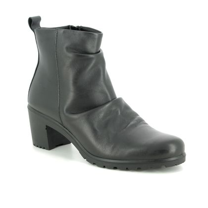 IMAC Boots - Ankle - Black leather - 8140/1400011 DAYTONA 95