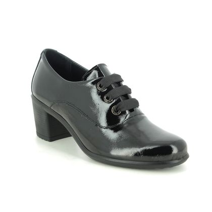 IMAC Shoe Boots - Black patent - 6080/4200011 DAYTONA SHOE