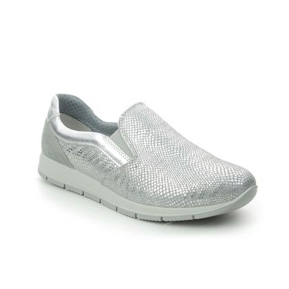 IMAC Trainers - Silver - 7230/54025018 EDITH  SLIP 01