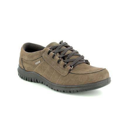 IMAC Casual Shoes - Brown nubuck - 2818/3631017 FAIRCRUISER