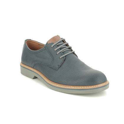IMAC Casual Shoes - Navy leather - 0470/2409005 FELIPE