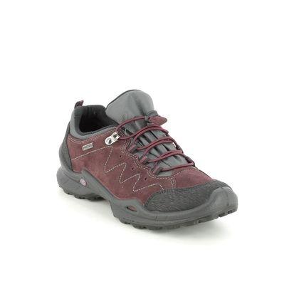 IMAC Walking Shoes - Wine - 8809/7147019 FOXY   LO TEX
