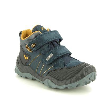 IMAC Boys Boots - Navy - 2458/7030038 HALLER TEX 95