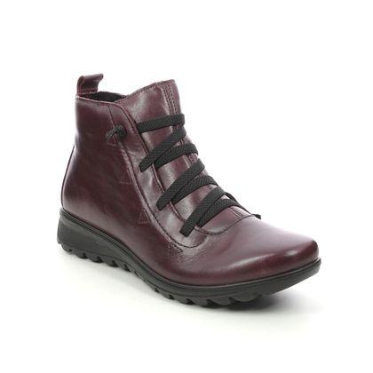 IMAC Ankle Boots - Wine leather - 6260/11326019 KARENJUNGLA