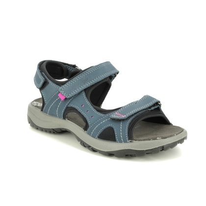 IMAC Walking Sandals - Navy - 109541/305911 LAKE