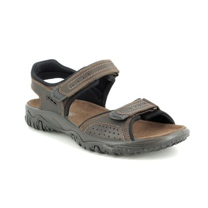 IMAC Sandals - Dark Brown - 4210/3403011 PACIFICO