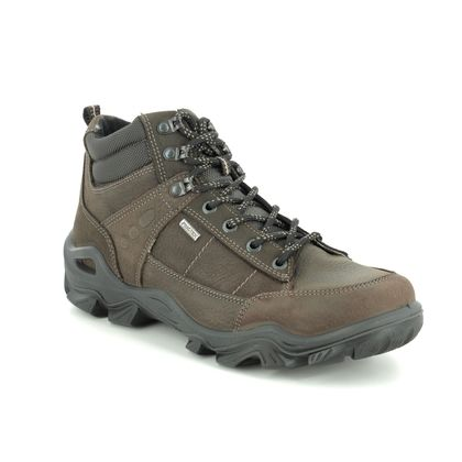 IMAC Boots - Brown leather - 4538/3552013 PATH HI TEX 95
