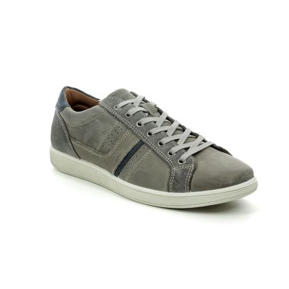 IMAC Casual Shoes - Grey leather - 2680/2405009 SEALIFE