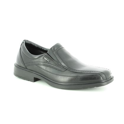 IMAC Smart Shoes - Black leather - 0138/1968011 URBAN SLIP TEX