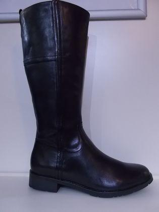 Jana Knee High Boots - Black - 25505/23001 LONGFRE