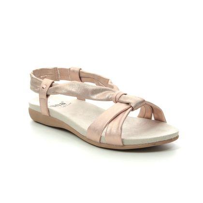 Jana Comfortable Sandals - ROSE  - 28164/24522 MANILA H FIT