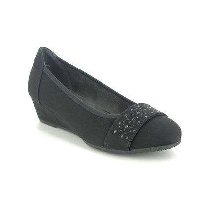 Jana Pumps - Black - 22260001 MIRAJA 81