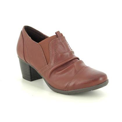 Jana Shoe Boots - Tan - 24462/25328 MIRTAG
