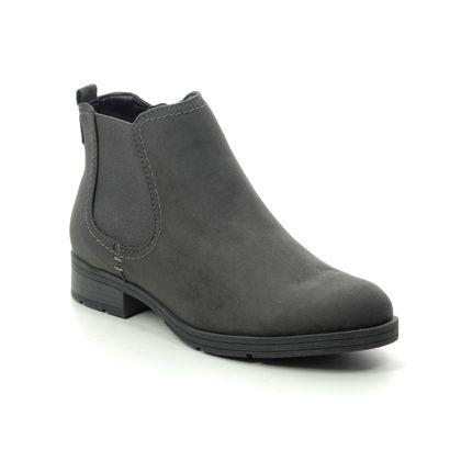 Jana Chelsea Boots - Grey - 25376/23207 SUN H FIT