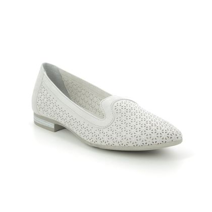 Jana Loafers and Moccasins - Light Grey - 24265/24204 TABBY H FIT