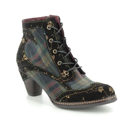 Laura Vita Boots - Ankle - Brown multi - 9503/20 ALCIZEEO 01