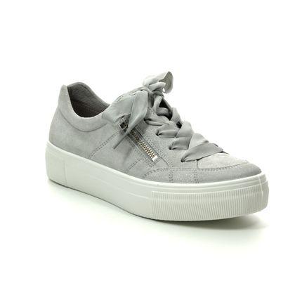 Legero Trainers - Grey - 00911/25 LIMA ZIP