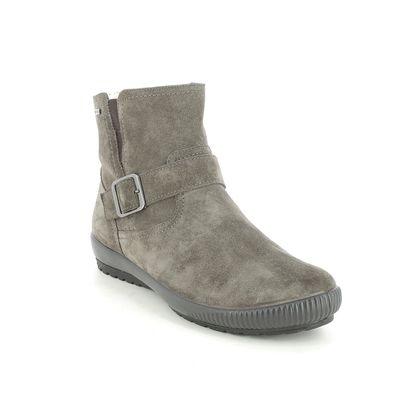 Legero Ankle Boots - Grey-suede - 2009603/2800 TANARO BUCK GTX