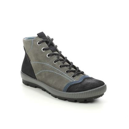 Legero Walking Boots - Grey-suede - 2000123/2800 TANARO GTX TREK