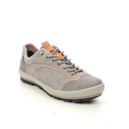Legero Walking Shoes - LIGHT GREY SUEDE - 2000122/2900 TANARO TREK GTX