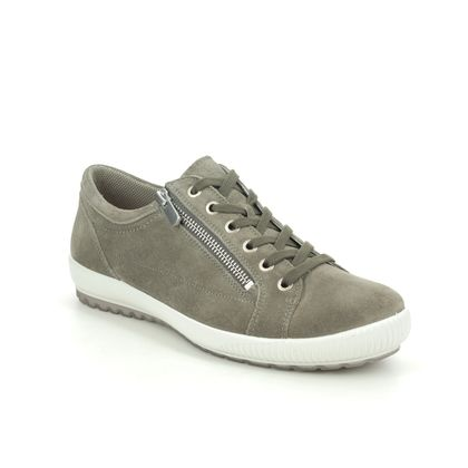 Legero Comfort Lacing Shoes - Taupe suede - 00818/76 TANARO ZIP