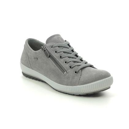 Legero Comfort Lacing Shoes - Grey suede - 00616/22 TANARO ZIP GTX