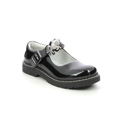 Lelli Kelly Girls Shoes - Black patent - LK8361/DB01 BESSIE UNICORN