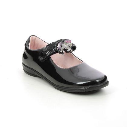 Lelli Kelly Girls Shoes - Black patent - LK8213/DB01 BLOSSOM UNICORN