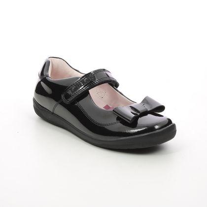 Lelli Kelly Girls Shoes - Black patent - LK8262/DB01 ELSA DOLLY F FIT