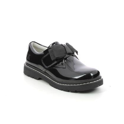 Lelli Kelly Girls Shoes - Black patent - LK8284/DB01 IRENE MISS LK